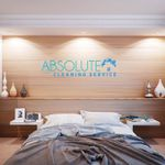 Absolute Clean Services profile image.