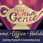 The Clean Genie logo