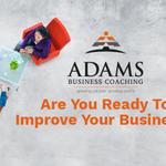 Adams Business Coaching profile image.
