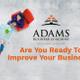 Adams Business Coaching logo