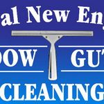 Central New England Window and Gutter Cleaning profile image.