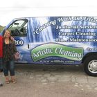 Artistic Cleaning logo