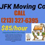 JFK Moving Company profile image.