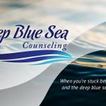 Deep Blue Sea Counseling profile image.