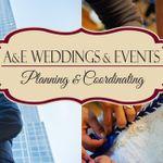 Aubery Rose Weddings & Decor profile image.