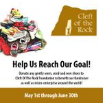 Cleft of the Rock Foundation, Inc profile image.