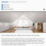 Dream Lofts and Extensions profile image.