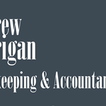 Andrew Corrigan Bookkeeping & Accountancy profile image.