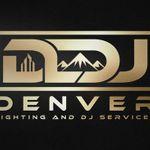 Denver Lighting and DJ Services profile image.