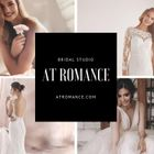 AT Romance Bridal Studio logo