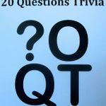 20 Questions Trivia profile image.