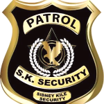 S.K. Security or Sentinel Defense profile image.
