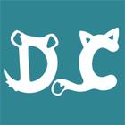 Dog Dot Cat Pet Service logo