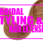 T.H Bridal Styling & Hair Extentions profile image.