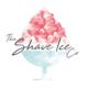 The Shave Ice Company logo