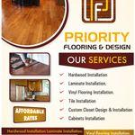 Priority Flooring & Design profile image.
