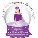 Psychic Elaine Palmer profile image.
