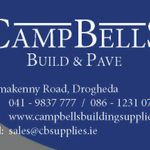 Campbell's Build & Pave ltd profile image.