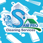 Sam Pro Cleaning Services profile image.