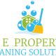 The E Properties  Cleaning Solutions logo