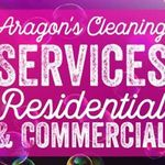 Aragons Cleaning Services profile image.
