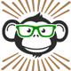 GeekyMonkey creations logo