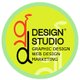 GD Design Studio logo