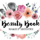 Beauty Book Makeup Artistry logo