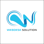 WebDesk Solution LLC profile image.