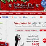 Minnesota Pro DJ profile image.
