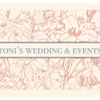 Toni's Weddings & Events profile image