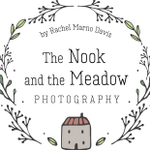 The Nook and the Meadow, Photography by Rachel Marno Davis profile image.