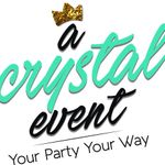 A Crystal Event profile image.