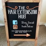 The Hair Extension Hub  profile image.