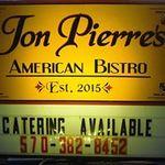 Jon Pierre's American Bistro profile image.