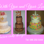 Say it with Cake Dublin profile image.