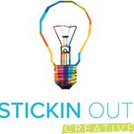 Stickin Out Creative profile image.