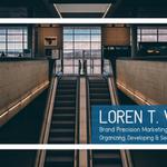 Branding Strategist Loren Weisman profile image.