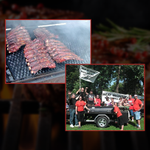 Meat Monster Mobile BBQ Catering profile image.