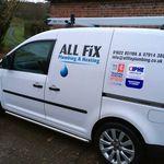 All Fix Plumbing Ltd profile image.