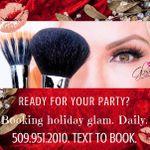 Gloss Makeup Artistry profile image.