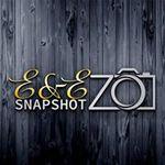 E&E Snapshotz Photo Booth profile image.