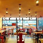 Tuk Tuk Indian street food Restaurant profile image.