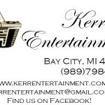 Kerr Entertainment profile image.