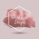 White Rose Designs logo