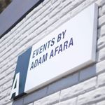 Events by Adam Afara profile image.