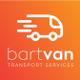 bartvan TRANSPORT SERVICES logo