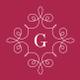 Design by Gabriella logo