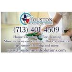 Houston Maid Solutions profile image.