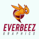 Everbeez Graphics logo